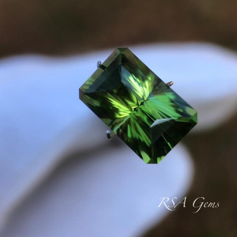 Strontium Chrome Tourmaline - 6.16 carats