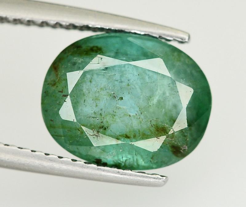 3.45 Ct  Natural Zambian  Gemstone
