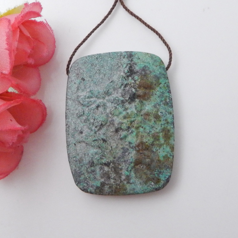 New Natural Turquoise Carving ,Jewelry Designer, China Factory F413