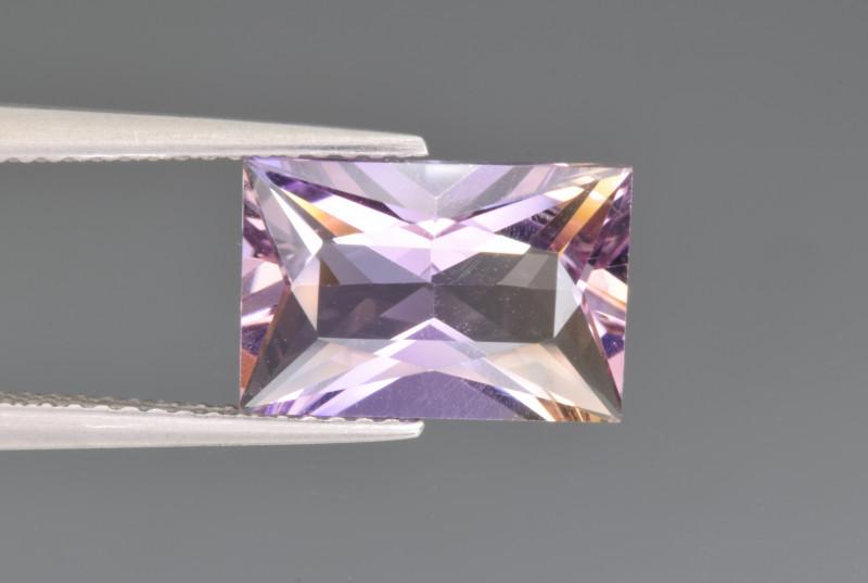 Natural Ametrine 3.38 Top Quality Gemstone