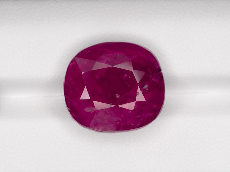 Ruby, 21.25ct - Mined in Burma | Certified by GRS