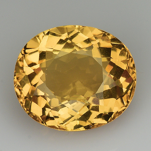 1.97 Cts Natural Heliodor Top Quality Gemstone HR28