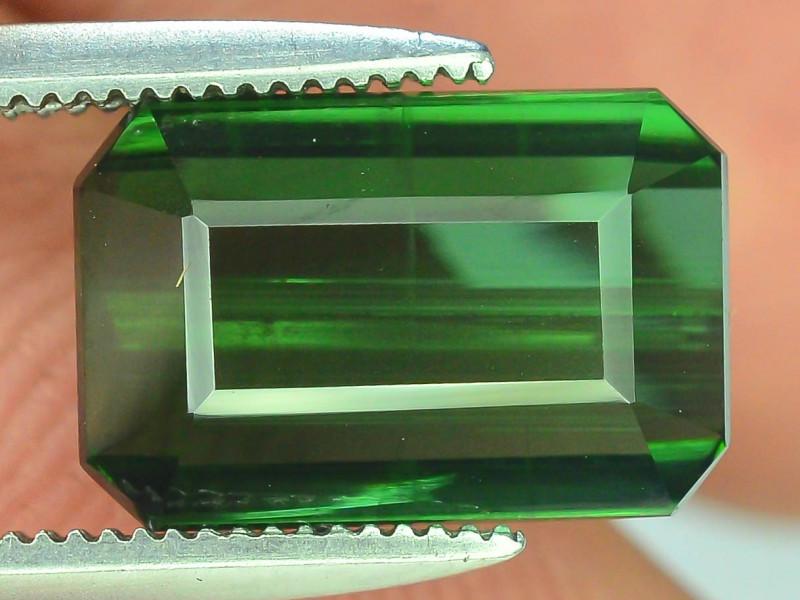 Top Grade 3.25 ct Afghan Greenish Tourmaline ~K