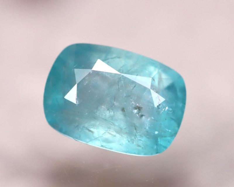 Grandidierite 1.77Ct Natural World Rare Gemstone D2219/B11