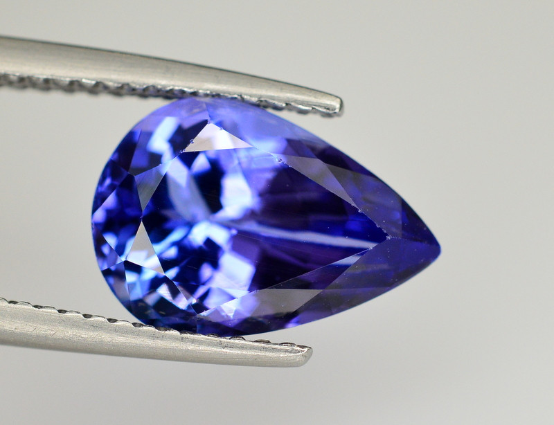 Natural Tanzanite 3.35 Ct AAA Color Top Quality ~ Gorgeous
