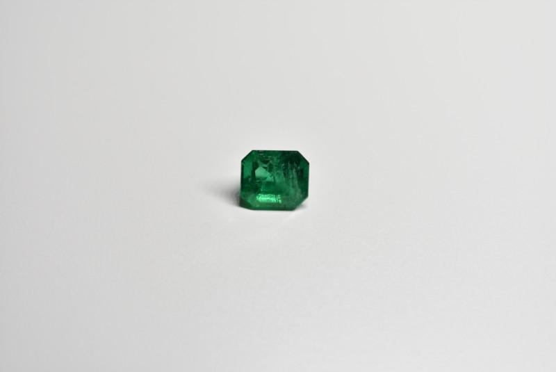 1.25 Carats Intense Green AFGHAN (Panjshir) Emerald!