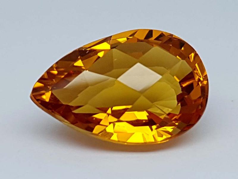 5.75Crt Madeira Citrine Stone JICT25