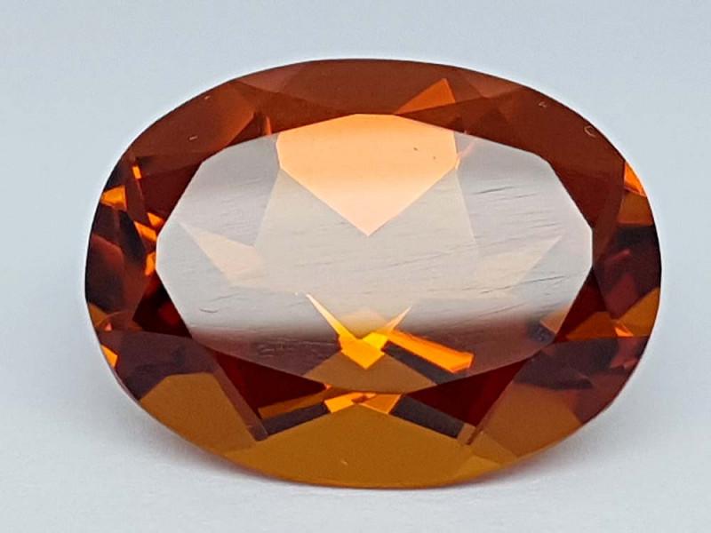 18.65Crt Madeira Citrine Stone JICT31