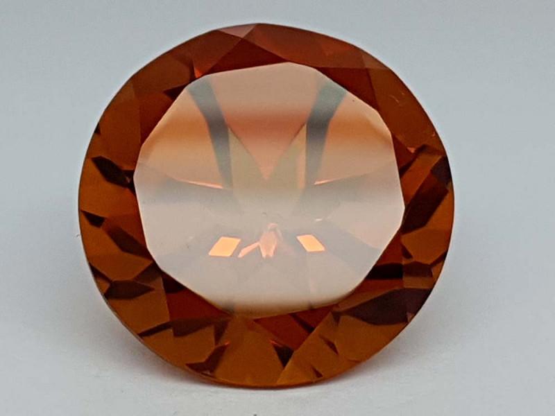 8.55Crt Madeira Citrine Stone JICT44