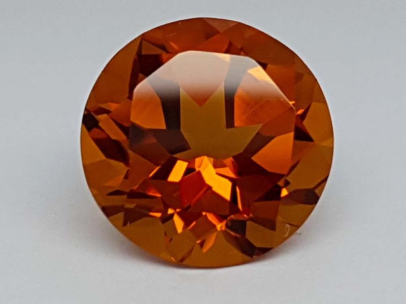 7.25Crt Madeira Citrine Stone JICT45