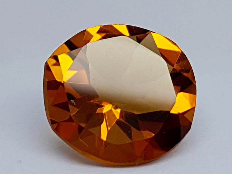 4.15Crt Madeira Citrine Stone JICT60