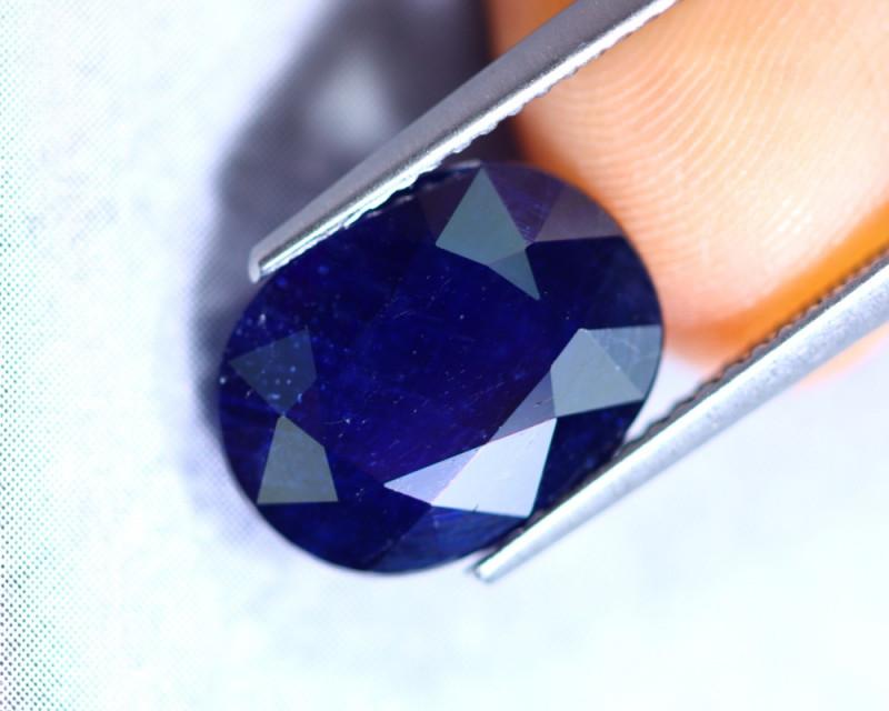 6.10cts Royal Blue Colour Sapphire / RD917