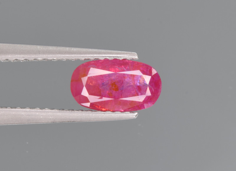 Natural ruby 1.00 Cts Top Quality from Afghanistan