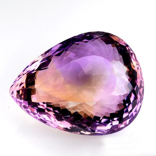 37.20 Ct Natural Ametrine Top Quality Gemstone. AM 71