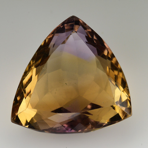 19.61 Ct Natural Ametrine Top Quality Gemstone. AM 77