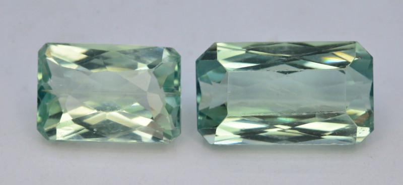 24.25 Ct Green Spodumene Gemstone From Afghanistan~ A