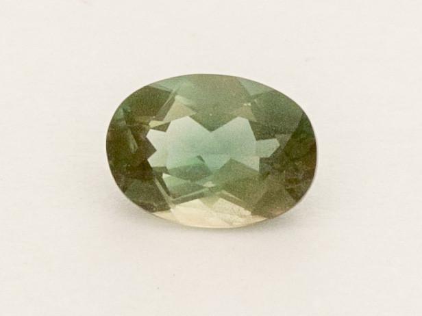0.65ct Green Oval Oregon Sunstone (S2558)