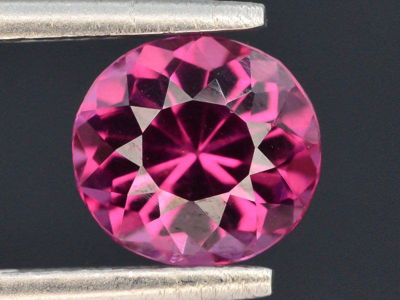 AAA Color 1.60 ct Pink Hot Tourmaline