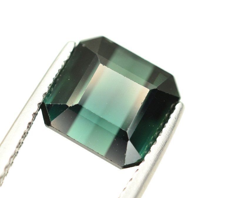 Top Color 4.65 Ct Natural Green Tourmaline