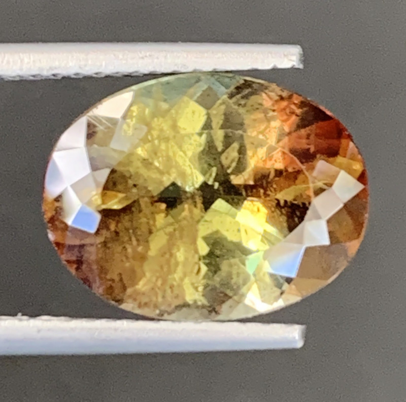 5.00 Carats Natural Double Shade Color Andalusite Gemstones