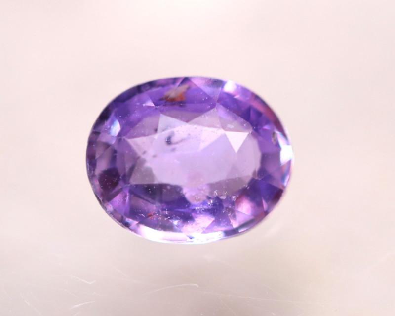 Unheated Sapphire 1.45Ct Natural Purple Sapphire DR124