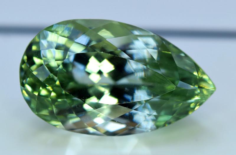 69.55 Carats Amazing Lush Green Hiddenite Kunzite Gemstone