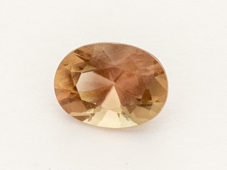 1ct Peach Oval Oregon Sunstone (S2570)