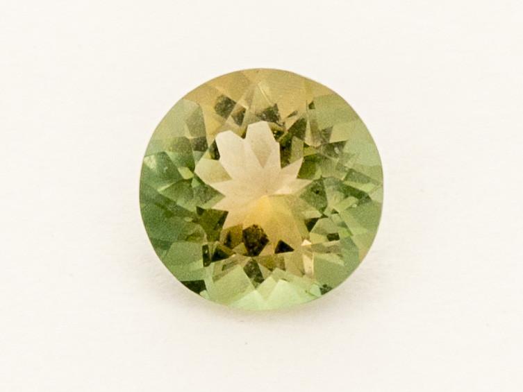 1.05ct Green Round Oregon Sunstone (S2572)