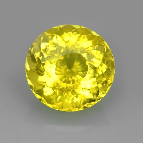 1.85 CTS INVESTMENT GEM - VIP APATITE - NICE YELLOW EXCLUSIVE BRAZIL~