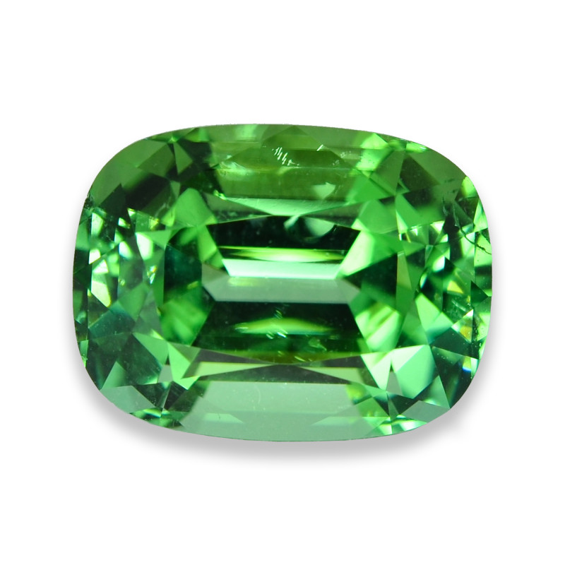 9.46 Cts Stunning Lustrous Green Tourmaline