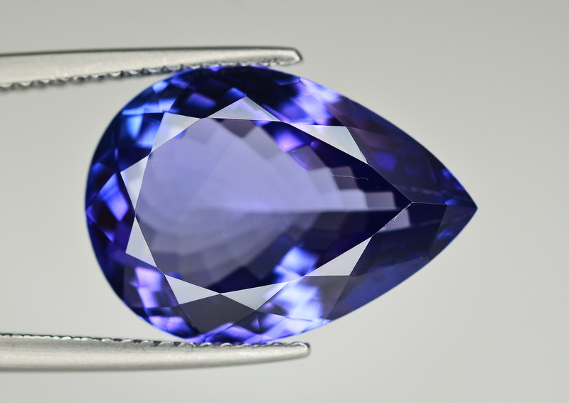 Natural Tanzanite 8.75 Ct AAA Color Top Quality ~ Gorgeous