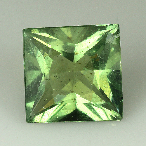 1.65 Cts Green Apatite ~ Awesome Color and Luster ~GA12