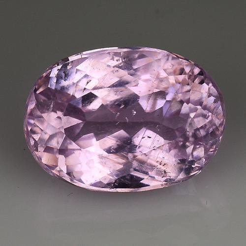 3.28 Ct Kunzite Top Quality Pakistan Gemstone. KZ 47