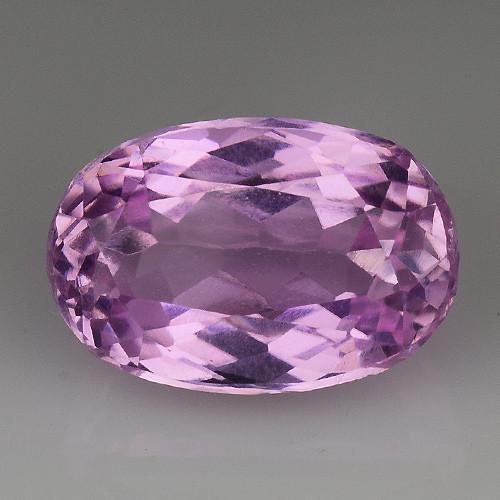 3.21 Ct Kunzite Top Quality Pakistan Gemstone. KZ 49