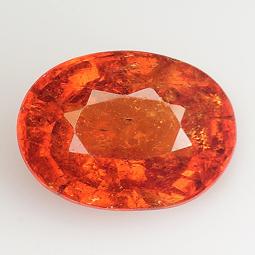 1.67 Cts AAA Spessartite Open Color and Untreated TS15