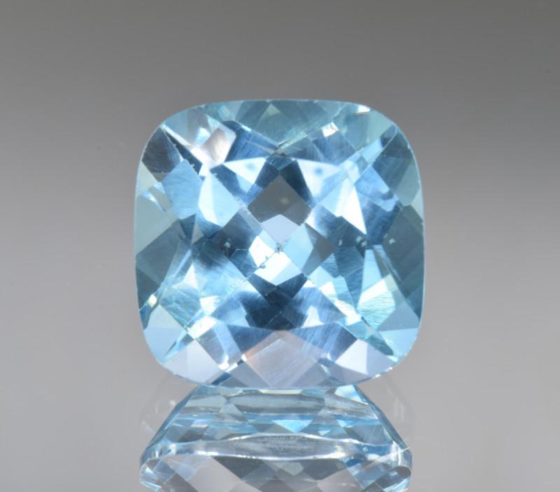 Natural Blue Topaz 16.05 Cts Top Clean Gemstone