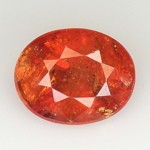 1.68 Cts AAA Spessartite Open Color and Untreated TS18