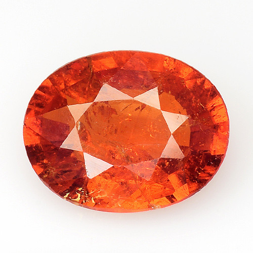 1.83 Cts AAA Spessartite Open Color and Untreated TS27