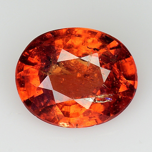 1.19 Cts AAA Spessartite Open Color and Untreated TS28