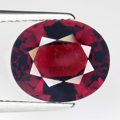 6.46 CT RED SPESSARTITE GARNET WITH TOP LUSTER RG4