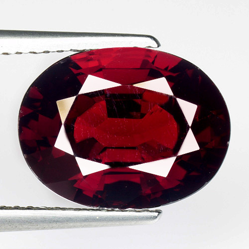 6.72 CT RED SPESSARTITE GARNET WITH TOP LUSTER RG8