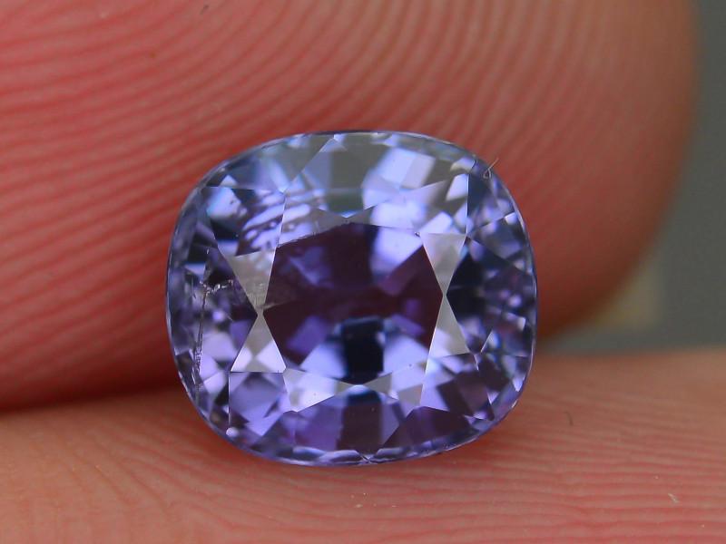 AAA Grade 1.51 ct Tanzanite eye catching Color SKU.24