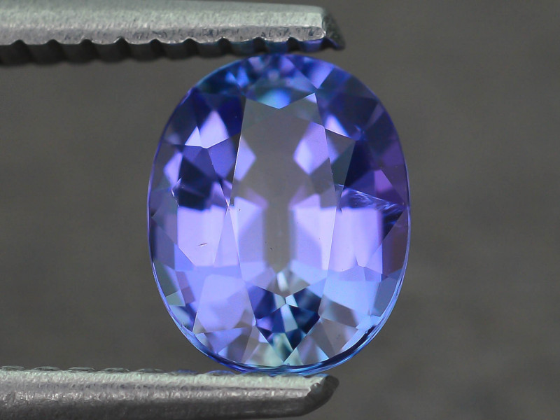 AAA Grade 1.42 ct Tanzanite eye catching Color SKU.24