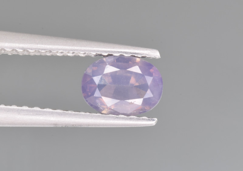 Top Rare Natural Sapphire 0.90 Cts from Kashmir, Pakistan