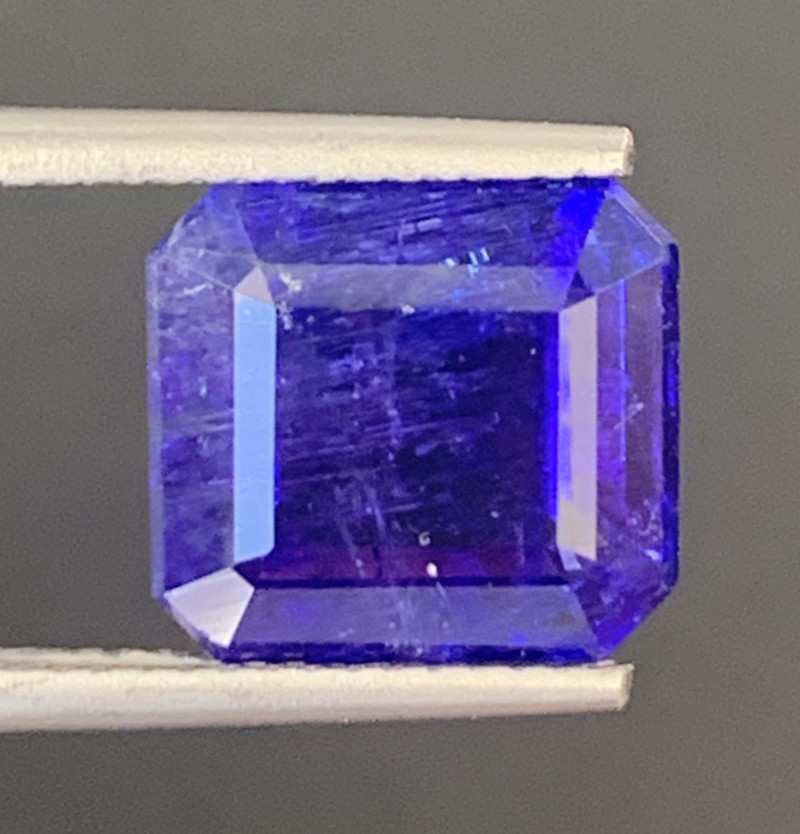 AAA Color 7.65 Carats Tanzanite Gemstone