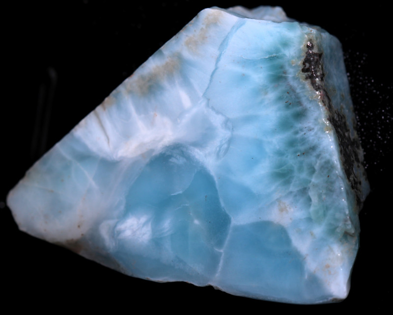 131.05 CTS  LARIMAR ROUGH  SLAB  [F8719]
