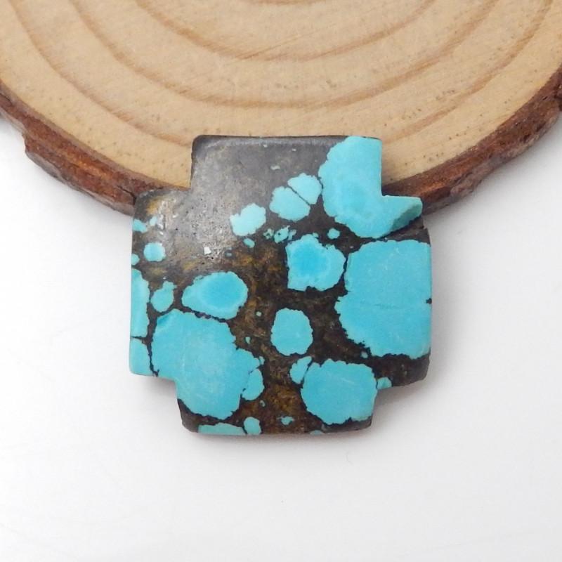 Beautiful Turquoise ,Handmade Gemstone ,Turquoise Cabochons ,Lucky Stone F6