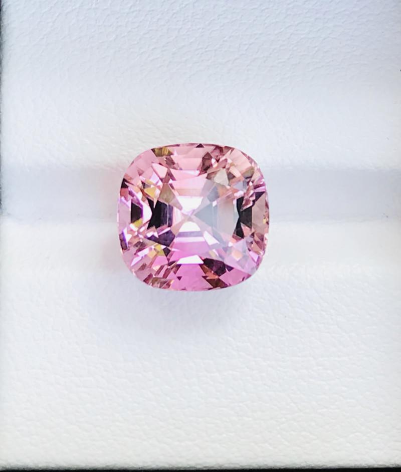 7.70 Carats Natural Baby Pink Color Tourmaline Gemstone