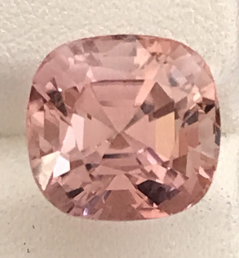 7.70 Carats Natural Baby Pink Color Tourmaline Gemstone
