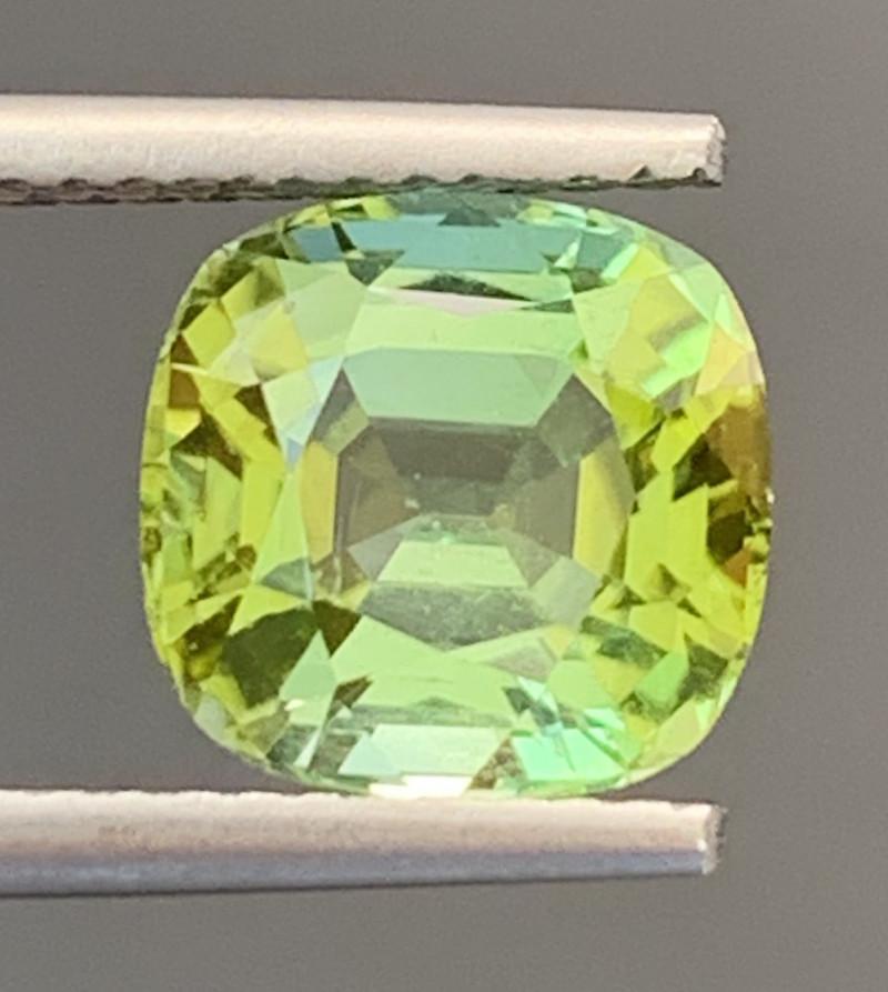 3.15 Carats Natural Color Tourmaline Gemstone